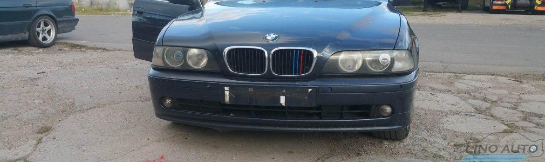 BMW E39 2001m 520i 2.2 125kw dalimis