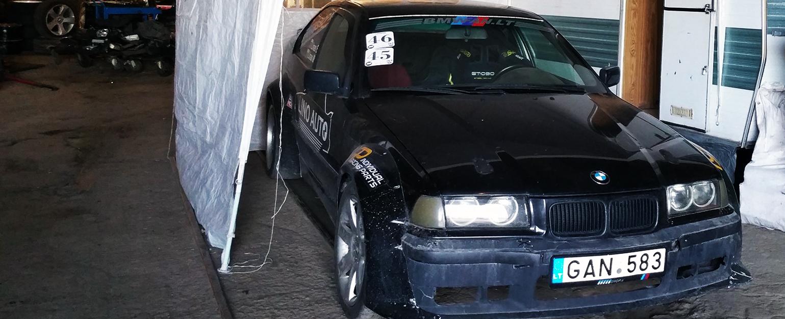 Naudotos BMW dalys