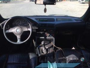 E34 525i 1991m dalimis
