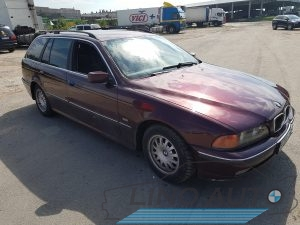 BMW E39 Touring TDS automatas