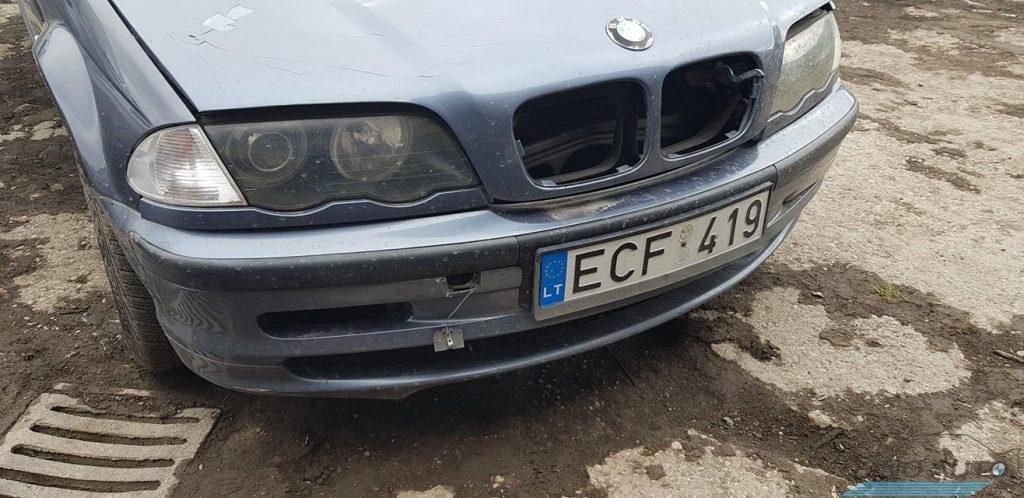 BMW e46 2.0d 100kw 1999m. dalimis