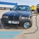 Bmw 320i coupe 1992m visas arba dalimis